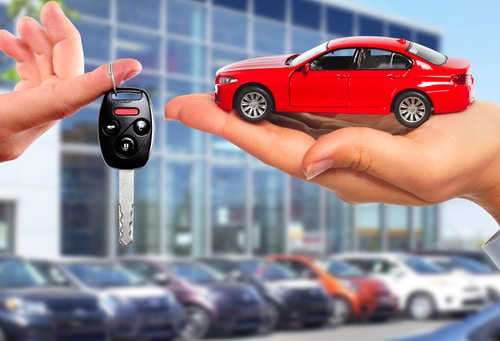 Buy your first car and drive everywhere