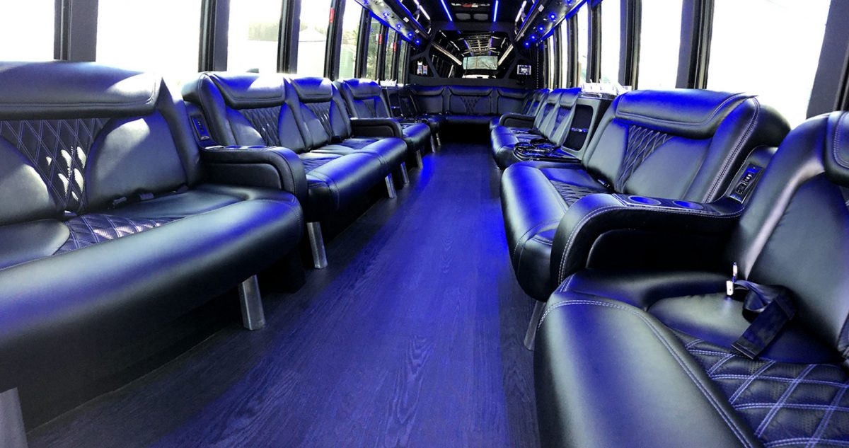 party buses lincoln ne